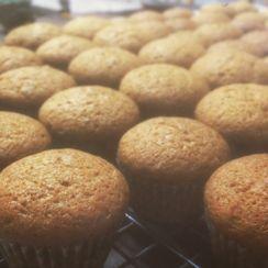 Traditional Pumpkin (mini-) Muffins