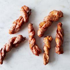 Maple Glazed Cinnamon Twists