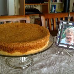 Teta Ole's Walnut Torte