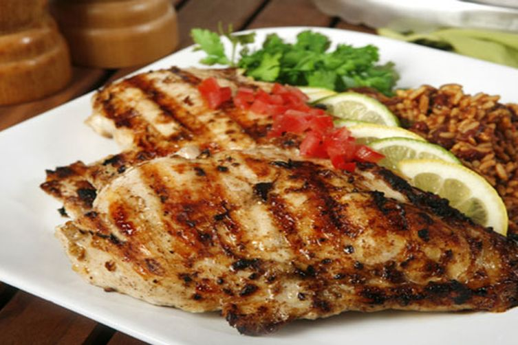 Cajun Honey Grilled Chicken