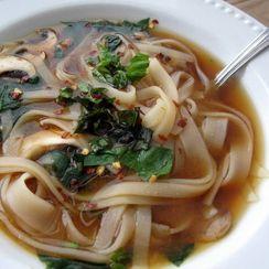 Five-Ingredient Feel Good Soup