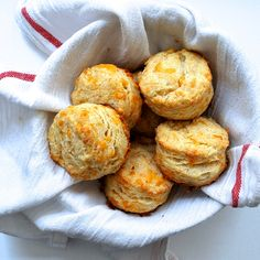 Not Your Average (Garlic Cheddar) Biscuit Recipe
