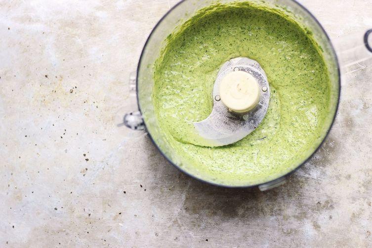 Green Goddess Basil Sauce Recipe on Food52