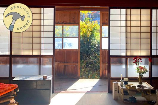 Lessons in Sustainable Living From My 100-Year-Old Japanese Farmhouse