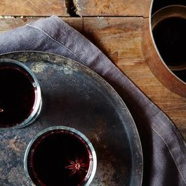 Glögg (Mulled Wine Punch)