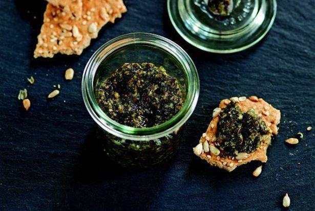 Seaweed Tartare on Food52