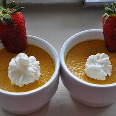 Mango Pots De Creme