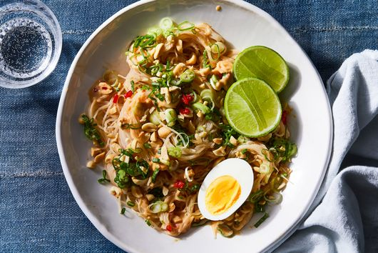 15-Minute Peanutty Noodles You'll Want to Put on Repeat