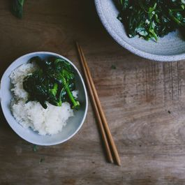 Garlicky Chinese Greens You Can Easily Make at Home