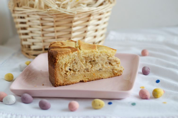 Ricotta Pie (pastiera) - Campania, Dolci (Dessert)