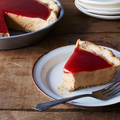 Peanut Butter and Jelly Pie