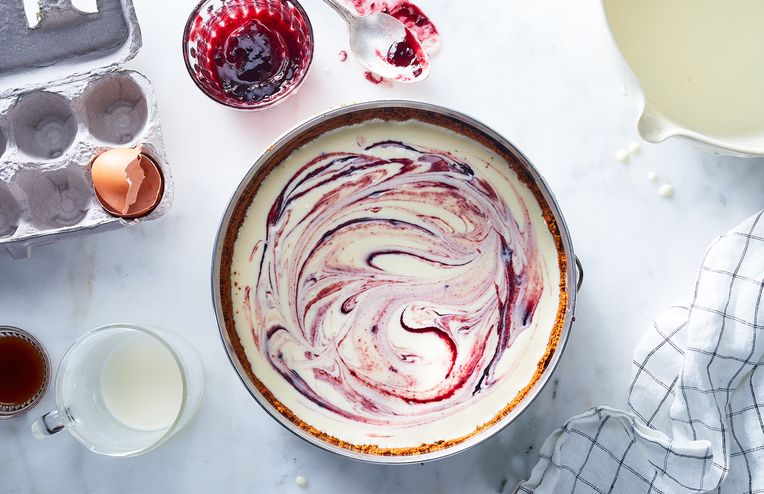 How to Make Cheesecake—No Recipe Required
