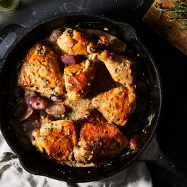 One pan chicken by Mary Little