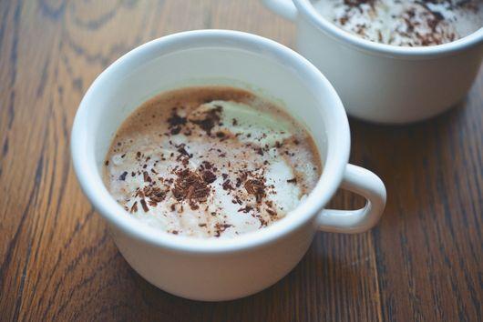 Hot Chocolate a la Maria Cristina