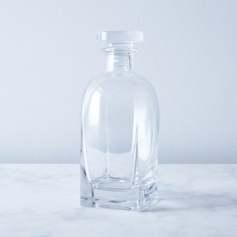 Italian Blown-Glass Spirit Decanter