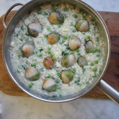 Fisherman's Risotto