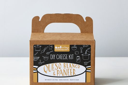 DIY Queso Blanco & Paneer Cheese Kit