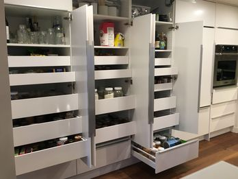 How I Downsized My Kitchen (and Created a Dream Pantry)