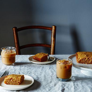 Speculoos Breakfast Cake