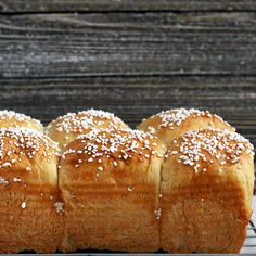 Sugared Cardamom Brioche