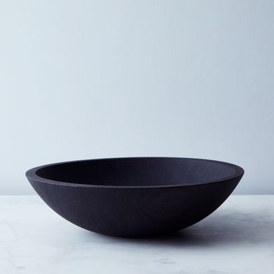 Oxidized Oak Bowl, 12""