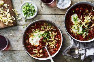 Busy Weeknight Bean Chili  Recipe on Food52