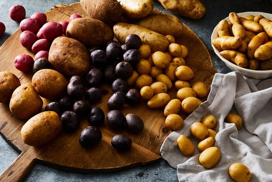 The Best Way to Store Potatoes