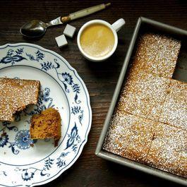 Rustic French Honey Cake