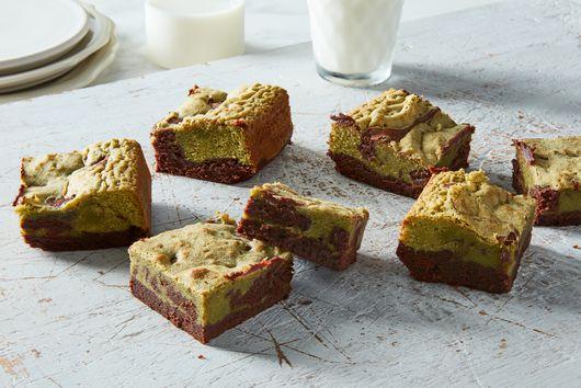 Matcha Brownies