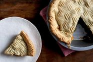 "An ""Apple Pie"" That Swaps Apple For a...Vegetable?"