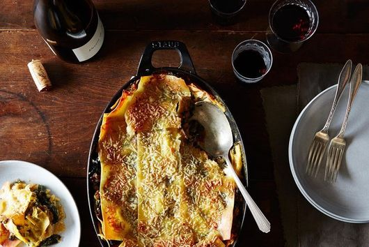 Heidi Swanson's Thanksgiving Menu, According to Our Magical Genie