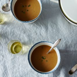 Velvety Mushroom Soup: The Best Use for Mushroom Stems
