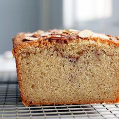 Almond Snickerdoodle Bread