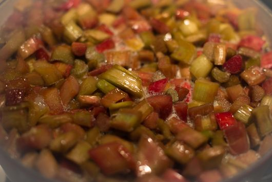 Darina Allen's Rhubarb Ginger Jam