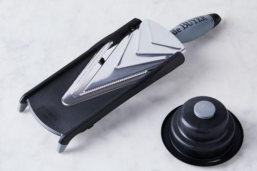 de Buyer Kobra Adjustable Mandoline Slicer