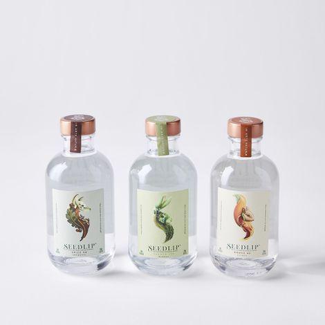 Seedlip Non-Alcoholic Spirits Trio Pack