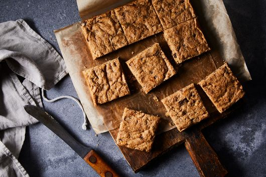 Banana Chocolate Chip Blondies