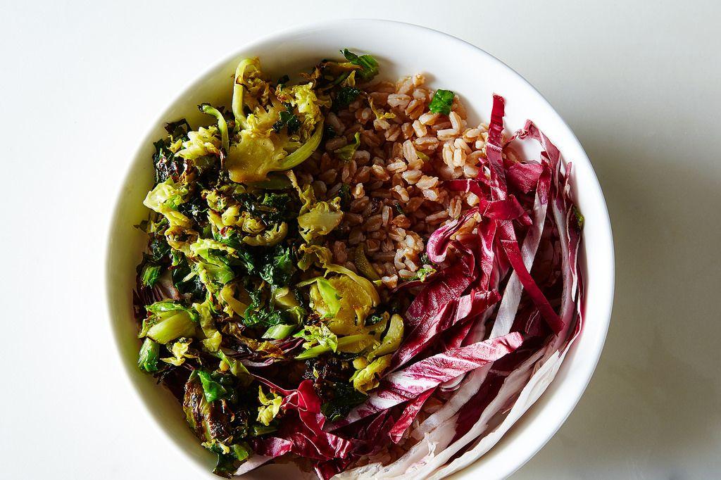 Vegetables for Grain Bowl