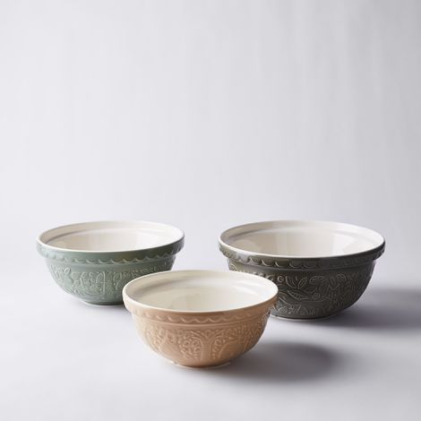 Mason Cash In The Forest Mixing Bowls