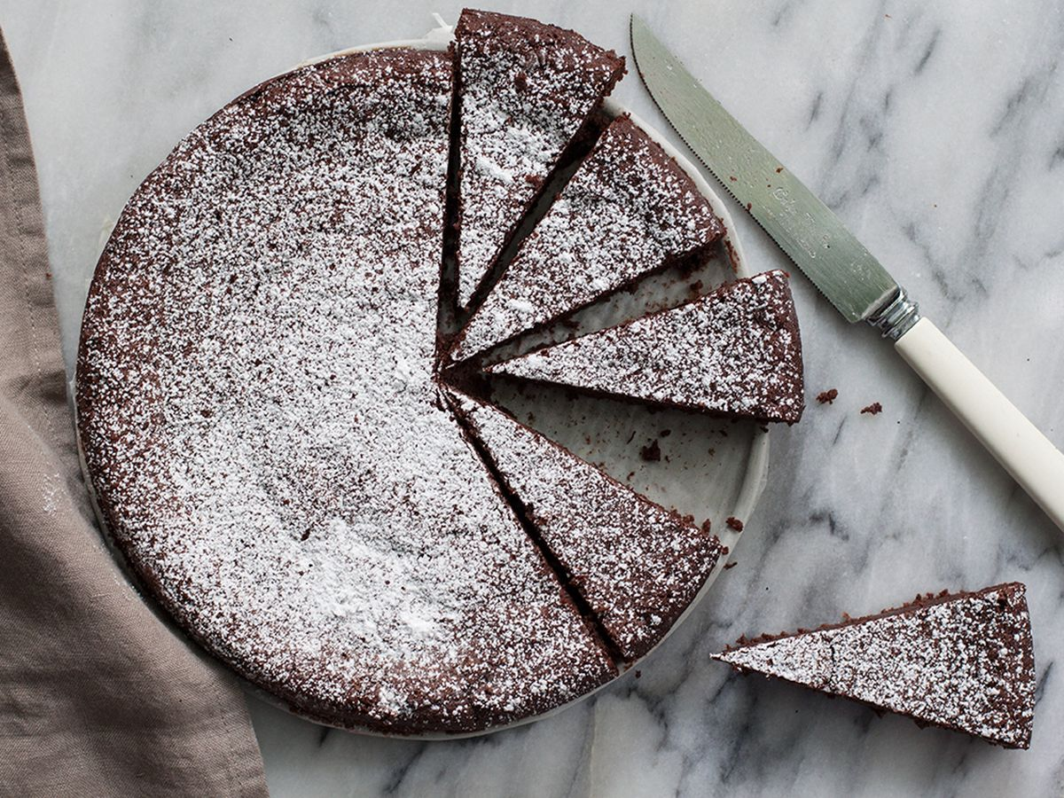 Torta Caprese (Chocolate and Almond Flourless Cake) Recipe on Food52