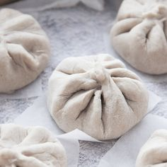 Vegetable Steamed Buns 素菜包