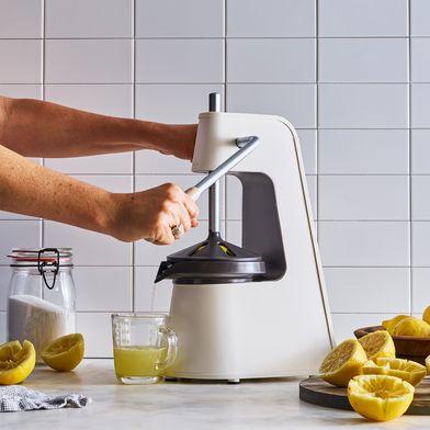 Tabletop Citrus Press