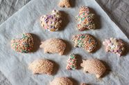 Soft Tuscan Cut-Out Cookies (Befanini)