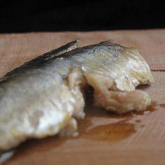 Sarde Con Olie - Homemade Tinned Sardines