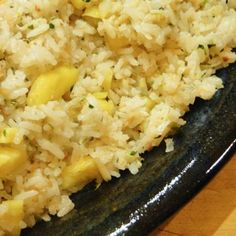 Puamana Coconut Rice