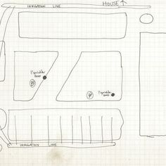 Garden Mapping: Drawing out Plans and Crop Rotations