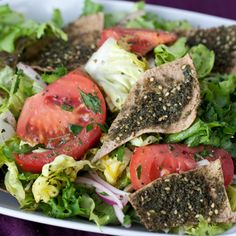 Fattoush (the Remix)