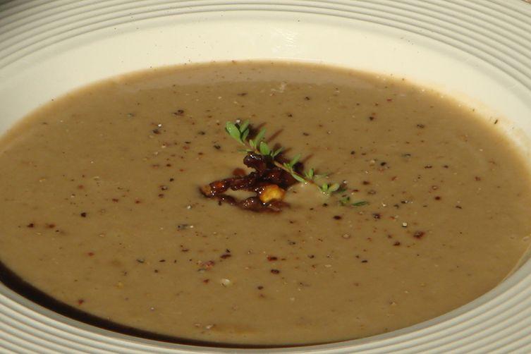 Porcini Mushroom Soup