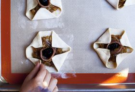 Caramelized Onion Tarts
