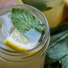 Spicy Ginger Lemonade